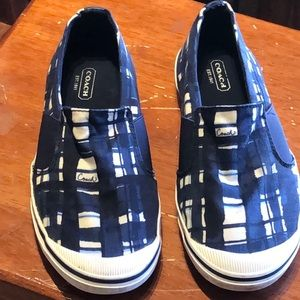 COACH LOAFERS SIZE 8 1/2 B